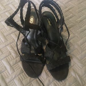 Cato Strappy High Heel